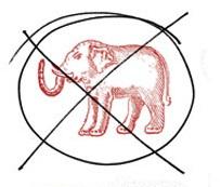 tänk inte på en rosa elefant